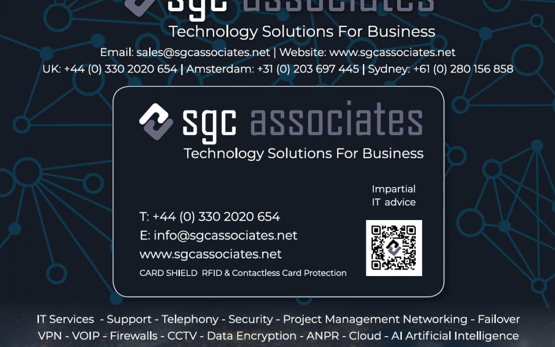 SGC Card Shield
